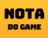Nota do Game