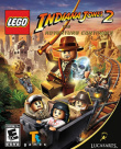 Capa de LEGO Indiana Jones 2: The Adventure Continues