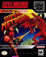 Capa de Super Metroid