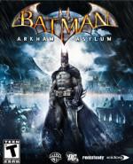Capa de Batman: Arkham Asylum