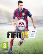 Capa de FIFA 15