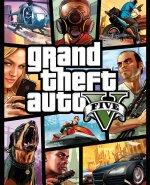 Capa de Grand Theft Auto V