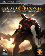 Capa de God of War: Ghost of Sparta