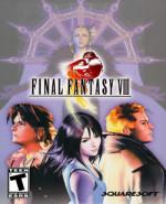 Capa de Final Fantasy VIII