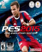 Capa de Pro Evolution Soccer 2015