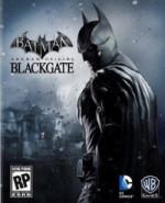 Capa de Batman: Arkham Origins Blackgate