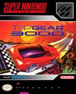 Capa de Top Gear 3000