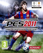 Capa de Pro Evolution Soccer 2011