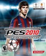 Capa de Pro Evolution Soccer 2010