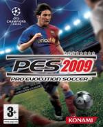 Capa de Pro Evolution Soccer 2009