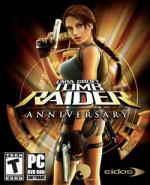 Capa de Lara Croft Tomb Raider: Anniversary