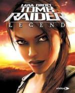 Capa de Lara Croft Tomb Raider: Legend