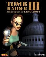 Capa de Tomb Raider III: The Adventures of Lara Croft