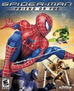 Capa de Spider-Man: Friend or Foe