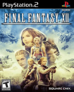 Capa de Final Fantasy XII