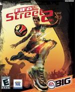 Capa de FIFA Street 2