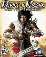 Capa de Prince of Persia: The Two Thrones