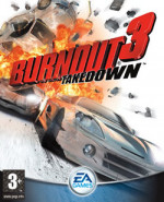 Capa de Burnout 3: Takedown