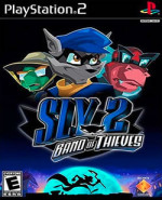 Capa de Sly 2: Band of Thieves