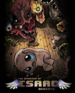 Capa de The Binding of Isaac: Rebirth