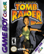 Capa de Lara Croft Tomb Raider: Curse Of The Sword