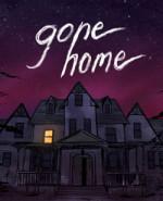 Capa de Gone Home
