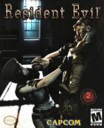 Capa de Resident Evil (2002)