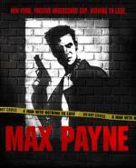 Capa de Max Payne