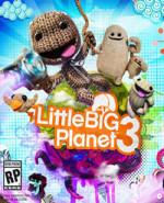 Capa de LittleBigPlanet 3