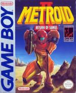 Capa de Metroid II: Return of Samus