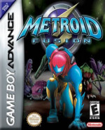 Capa de Metroid Fusion