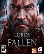 Capa de Lords of the Fallen