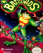 Capa de Battletoads (1991)