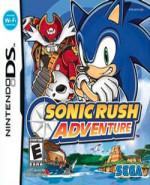 Capa de Sonic Rush Adventure
