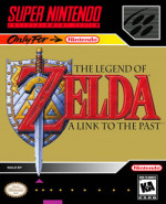 Capa de The Legend of Zelda: A Link to the Past