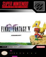 Capa de Final Fantasy V