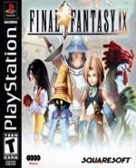 Capa de Final Fantasy IX