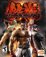 Capa de Tekken 6