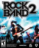 Capa de Rock Band 2