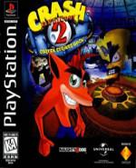 Capa de Crash Bandicoot 2: Cortex Strikes Back