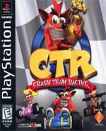 Capa de Crash Team Racing