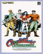 Capa de Cadillacs and Dinosaurs