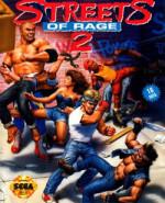 Capa de Streets of Rage 2