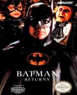 Capa de Batman Returns