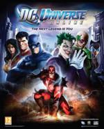 Capa de DC Universe Online