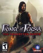 Capa de Prince of Persia: The Forgotten Sands