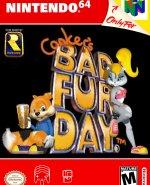 Capa de Conker's Bad Fur Day