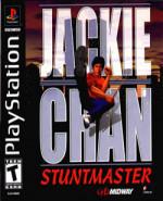Capa de Jackie Chan Stuntmaster