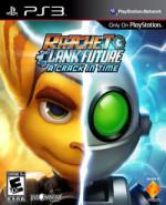 Capa de Ratchet & Clank Future: A Crack in Time