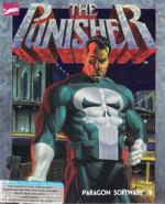 Capa de The Punisher (1990 PC)